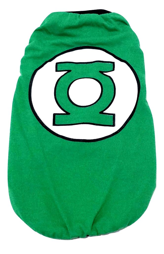 Camiseta Super Heróis  Lanterna Verde Tamanho G