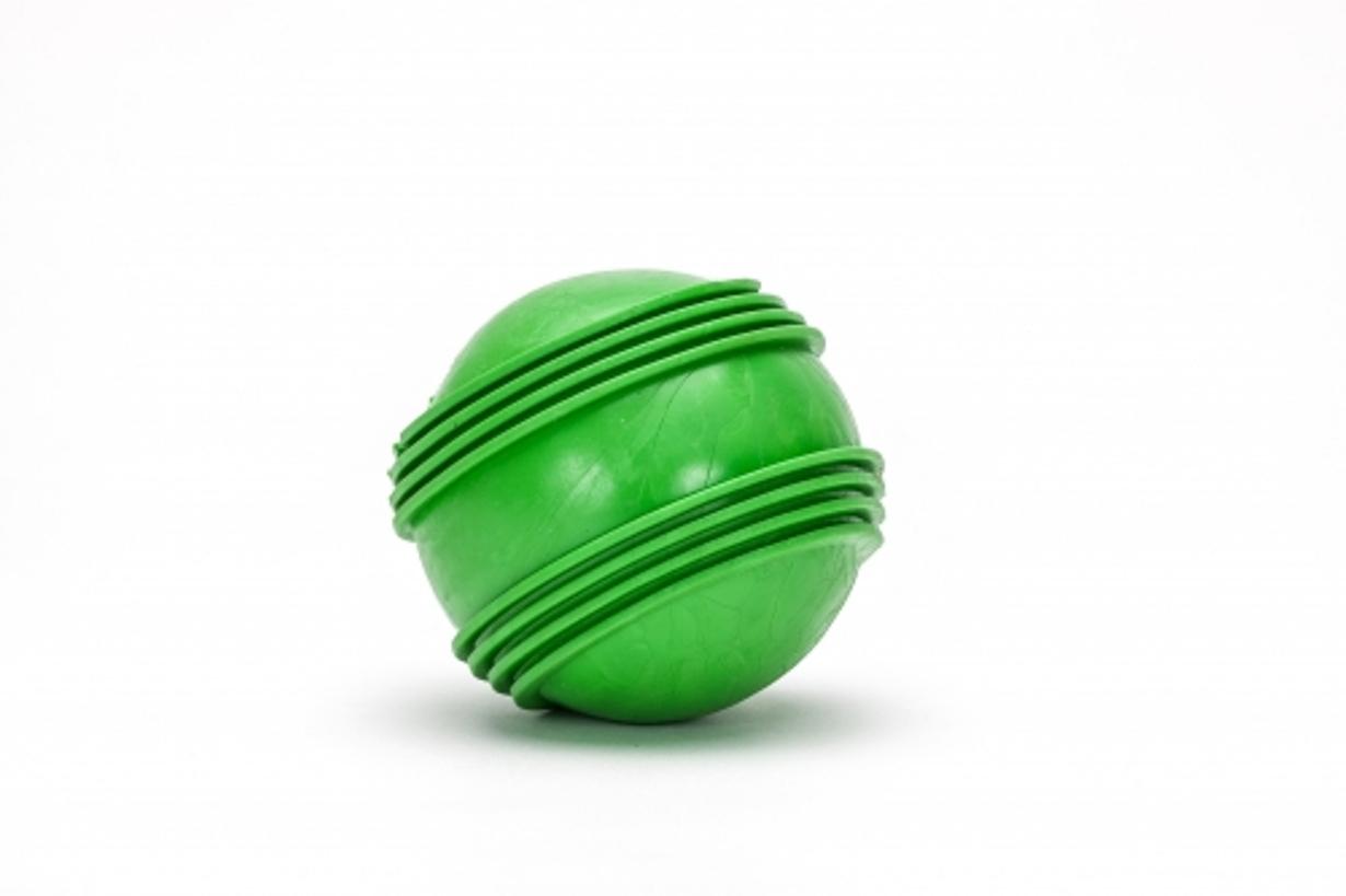 Brinquedo Bola Maciça Plutão 80Mm Verde